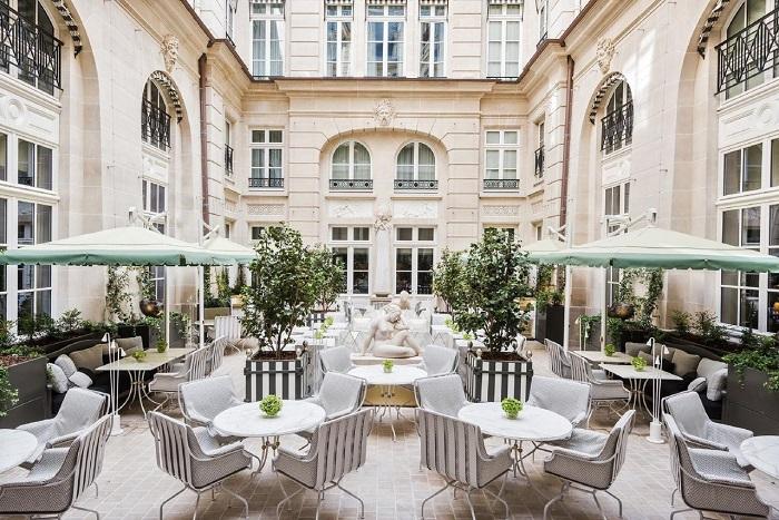 هتل د کریلون (Hôtel de Crillon)
