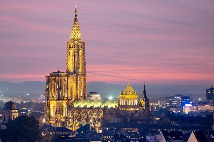 کلیسای جامع استراسبورگ (Strasbourg Cathedral)