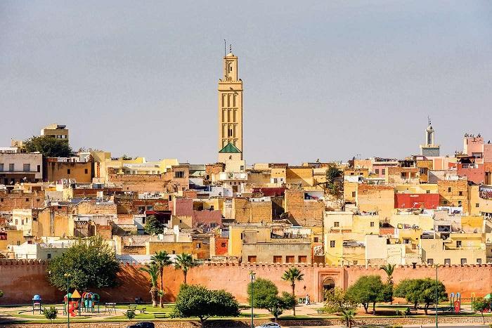شهر مکنس (Meknes) در کشور مراکش