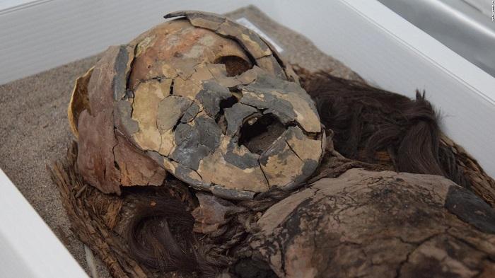 قدیمیترین مومیایی جهان