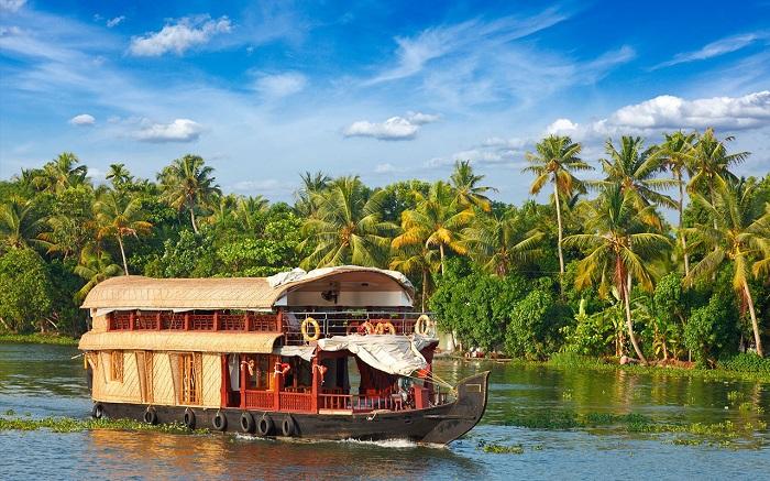 Backwater در هندوستان