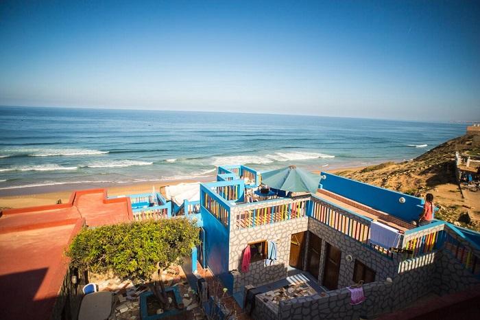 شهر سیدی ایفنی (Sidi Ifni) در کشور مراکش