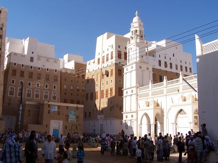 شهر شیبام (Shibam) در کشور یمن