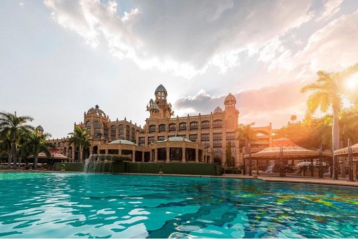Sun City Resort در آفریقای جنوبی