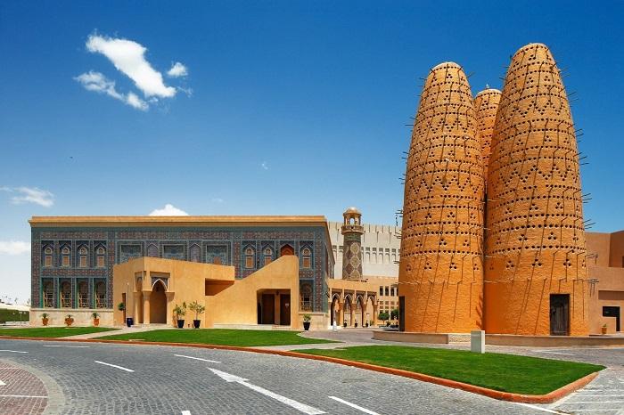 دهکده فرهنگی کاتارا در کشور قطر