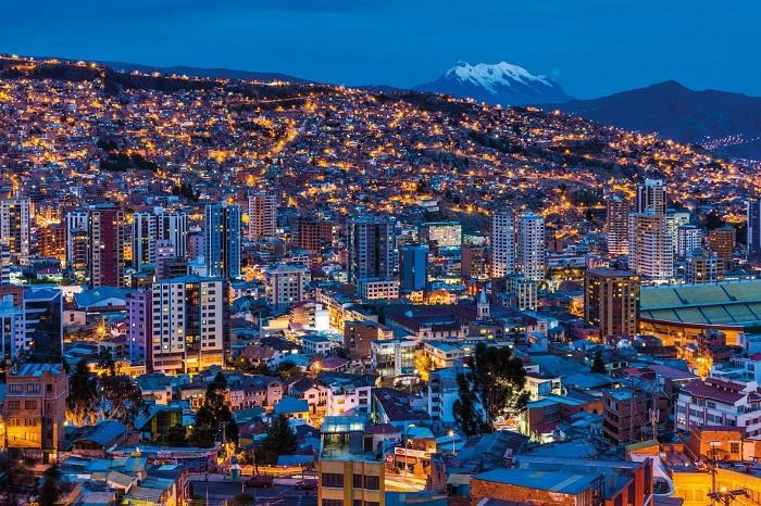 کشور بولیوی