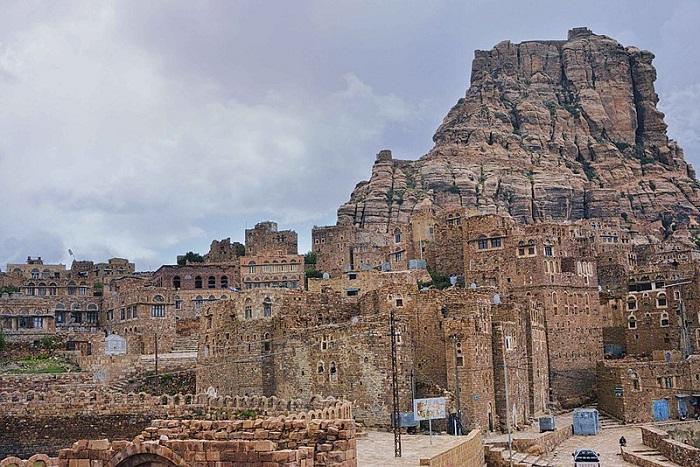 دهکده تولا (Thula) در کشور یمن