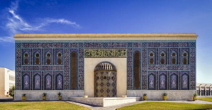مسجد کاتارا (Katara) در کشور قطر