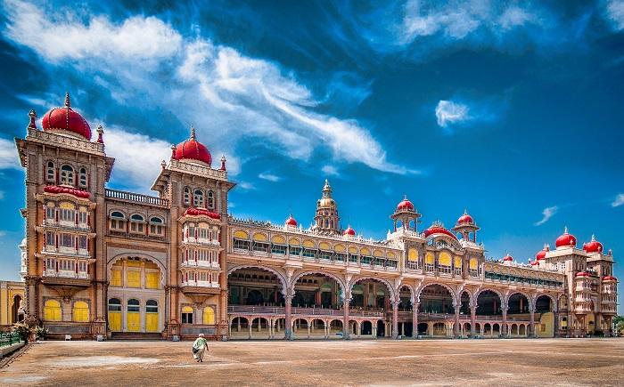 کاخ میسور (Mysore) در هندوستان