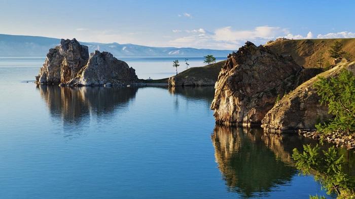 دریاچه بایکال (Baikal) در روسیه