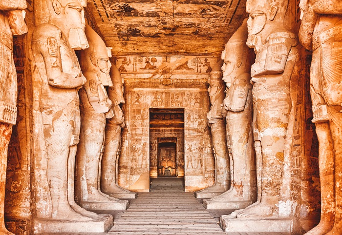 ابو سیمبل (Abu Simbel) در کشور مصر
