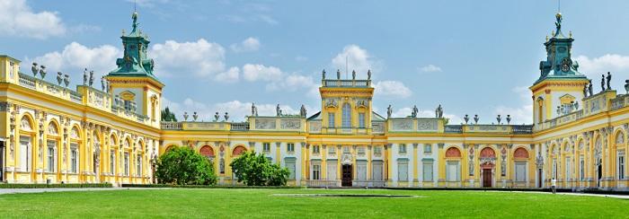 کاخ و پارک ویلانوو (Wilanów)