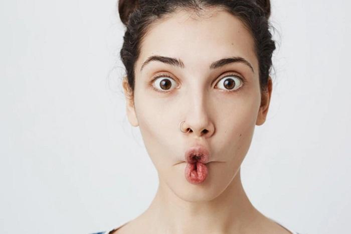 چگونه هنگام ورزش صورتمان لاغر نشود
