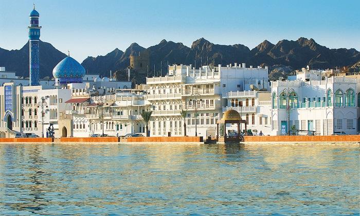 مسقط (Muscat) در کشور عمان