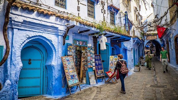شهر آسیله (Asilah) در کشور مراکش