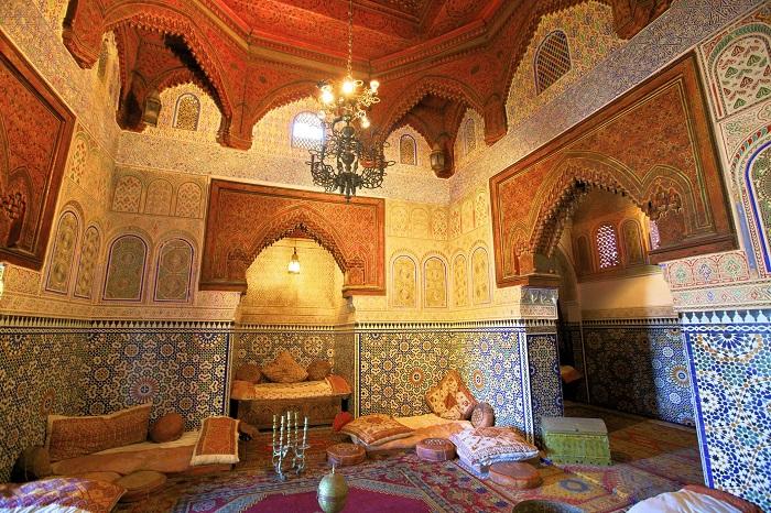 موزه دار جاما (Dar Jamaï) در کشور مراکش
