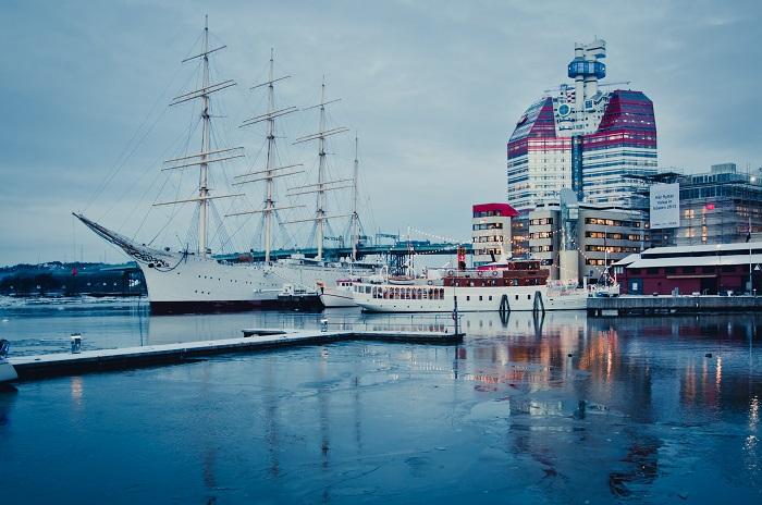 مجمع الجزایر گوتبورگ جنوبی، گوتنبرگ، سوئد (Southern Goteborg Archipelago, Gothenburg)