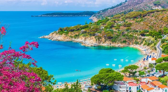 جزیره البا (Elba) در کشور ایتالیا