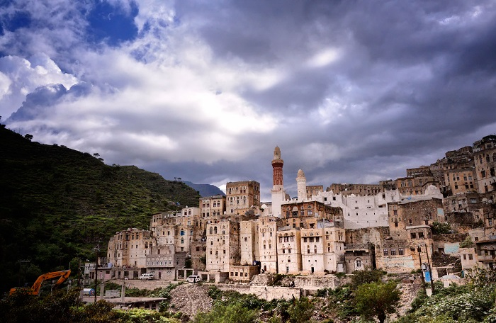 جبل هراز Jabal Haraz در کشور یمن