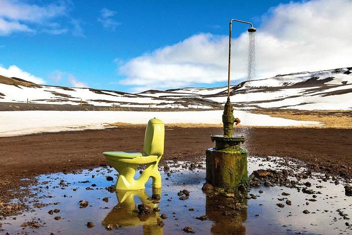 کرافلا، ایسلند