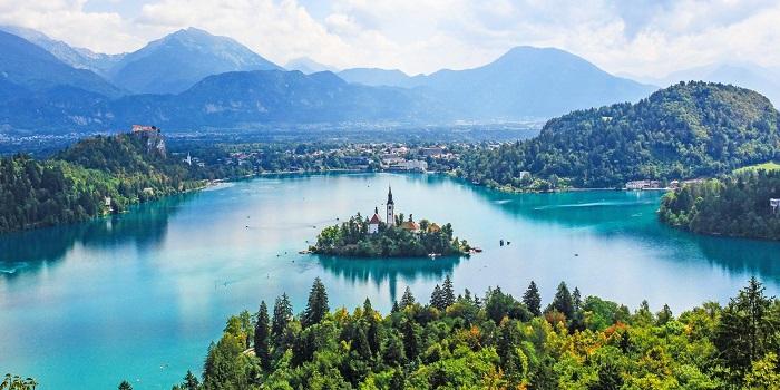 دریاچه بلد (Bled) اسلوونی