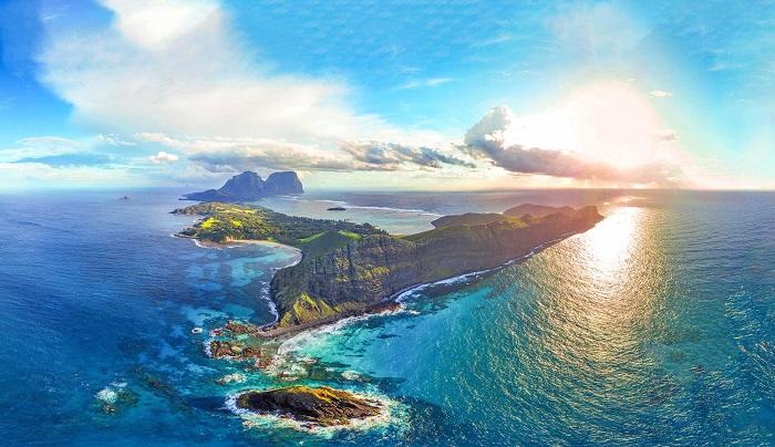 جزیره لرد هاو در کشور استرالیا
