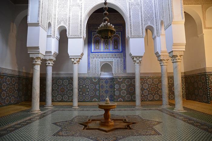 مقبره مولای اسماعیل (Moulay Ismail) در کشور مراکش