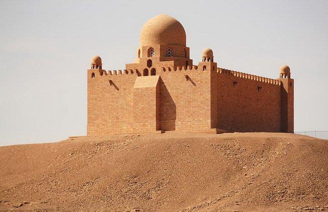 مقبره آقاخان (Aga Khan) در کشور مصر