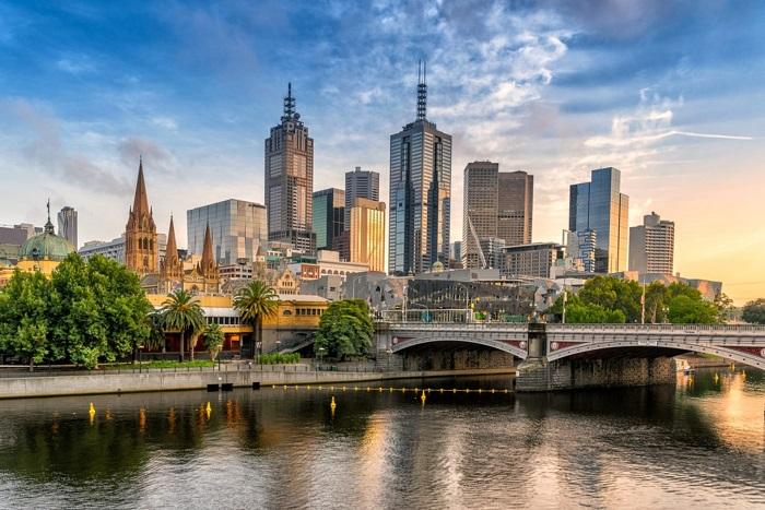 شهر ملبورن (Melbourne) در استرالیا