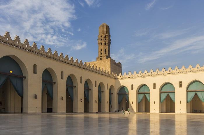 مسجد الحکیم (Al-Hakim) در کشور مصر