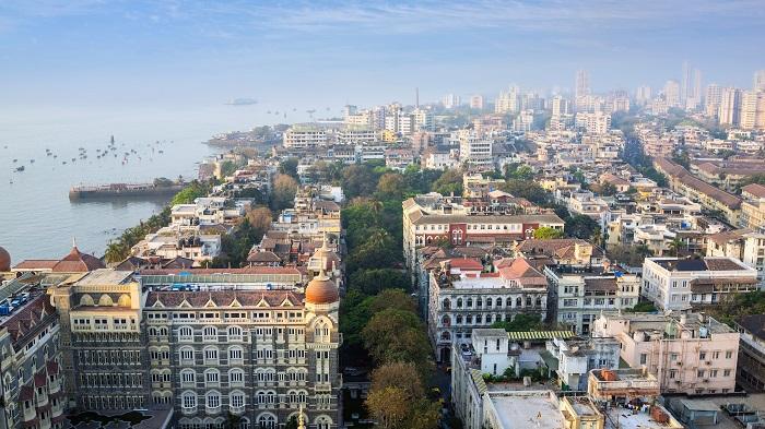 شهر بمبئی در هندوستان