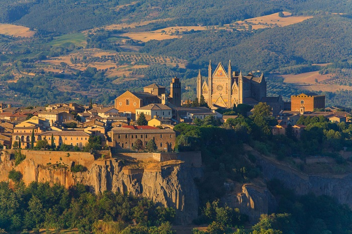 کلیسای Duomo of Orvieto در کشور ایتالیا