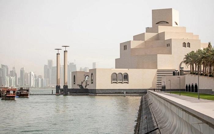 موزه هنرهای اسلامی در کشور قطر