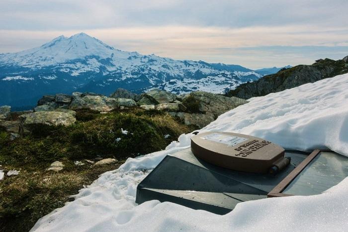 کوه شاکسان، واشنگتن، ایالات متحده آمریکا