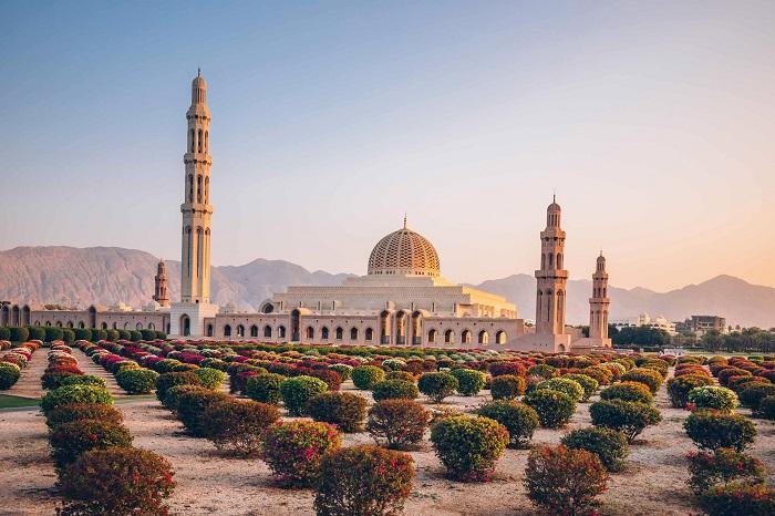 مسجد سلطان قابوس (Sultan Qaboos)