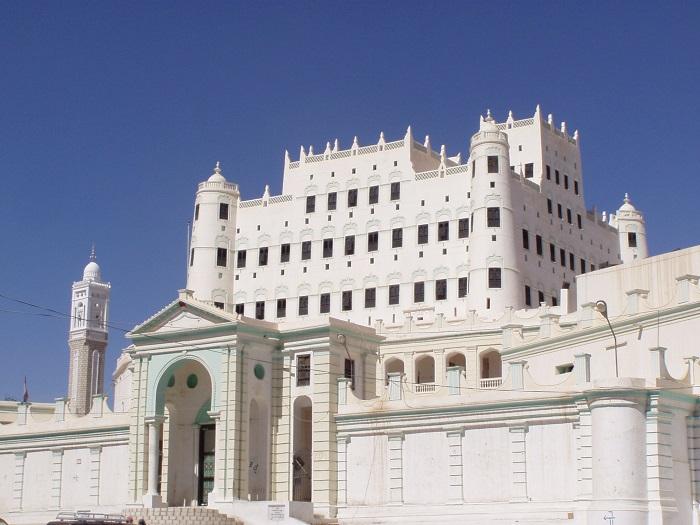 کاخ سیون (Seiyun) در کشور یمن