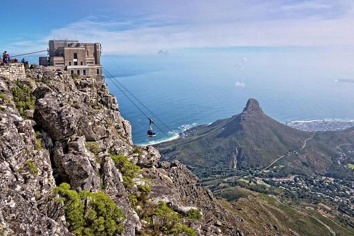 Table Mountain در آفریقای جنوبی