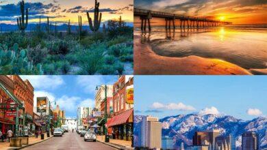 جاذبه های گردشگری کشور آمریکا
