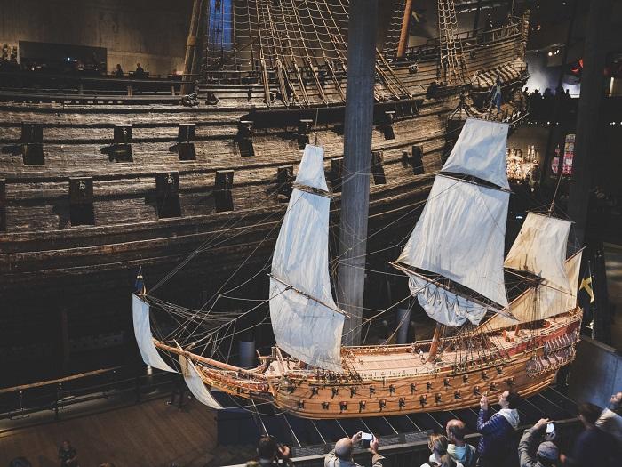 موزه واسا (Vasa Museum)