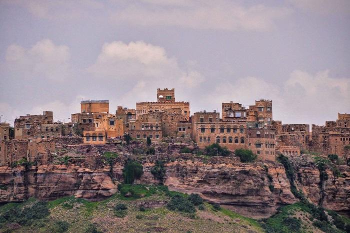 کاوکابان (Kawkaban) در کشور یمن