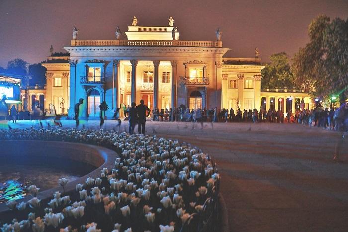 کاخ و پارک سلطنتی Łazienki