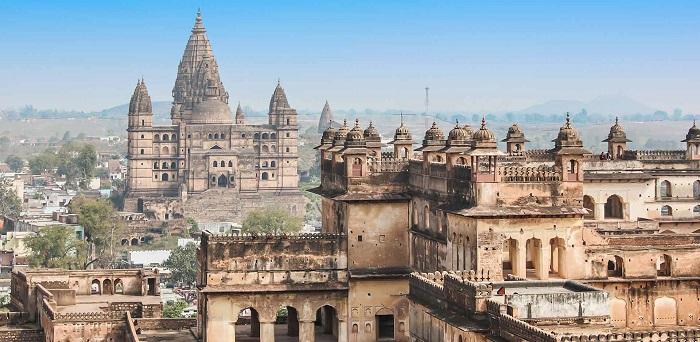 معبد چاتوربوج (Chaturbhuj Orchha) در کشور هند