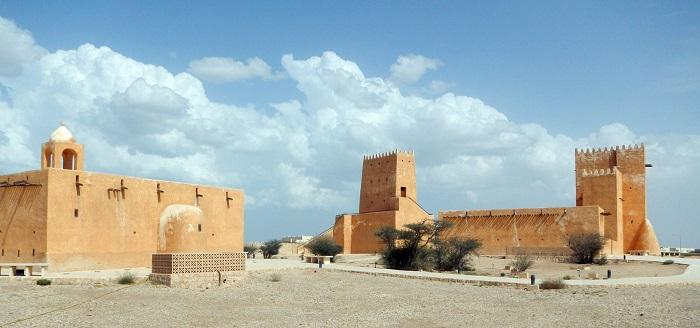 برجهای بارزان (Barzan) در کشور قطر