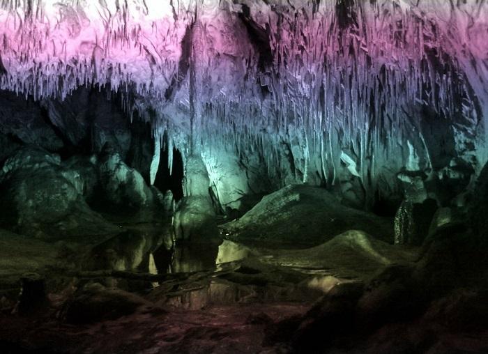 غار (Raj) یا بهشت