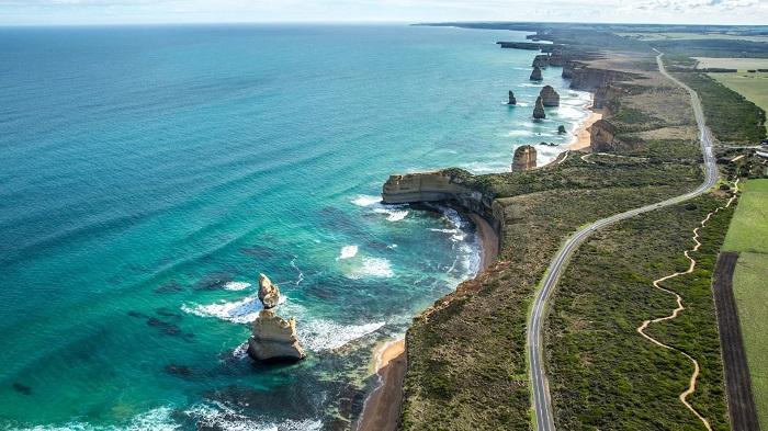 جاده بزرگ اقیانوس در کشور استرالیا