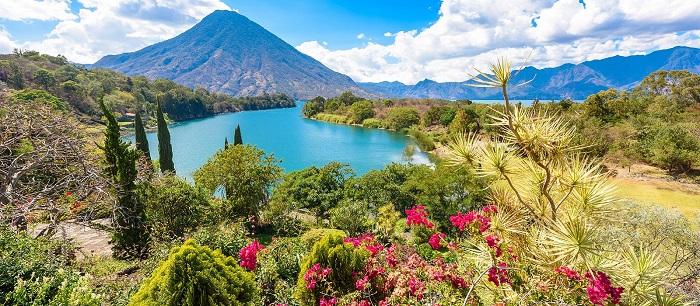 دریاچه آتیتلان (Atitlán)