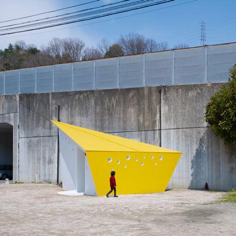 اوریگامی: پارک هیروشیما، ژاپن