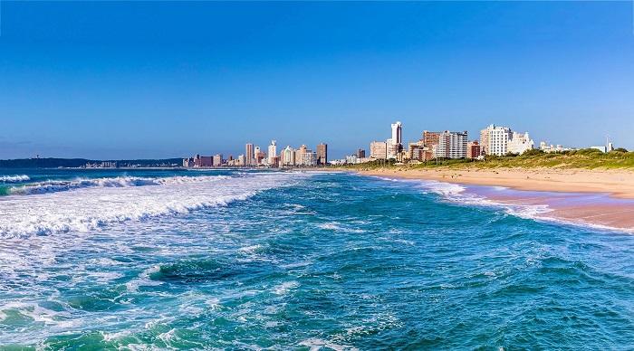 سواحل دوربان (Durban Beaches) در کشور آفریقای جنوبی