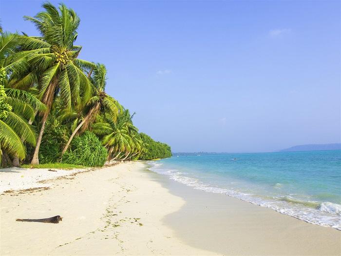 جزایر Havelock در هند