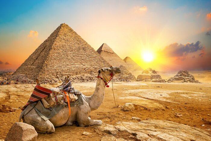 جاذبه های گردشگری کشور مصر باستان